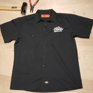 Dickies/Ole Smoky Moonshine workshirt